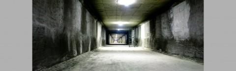 Метростанция 3, тунел